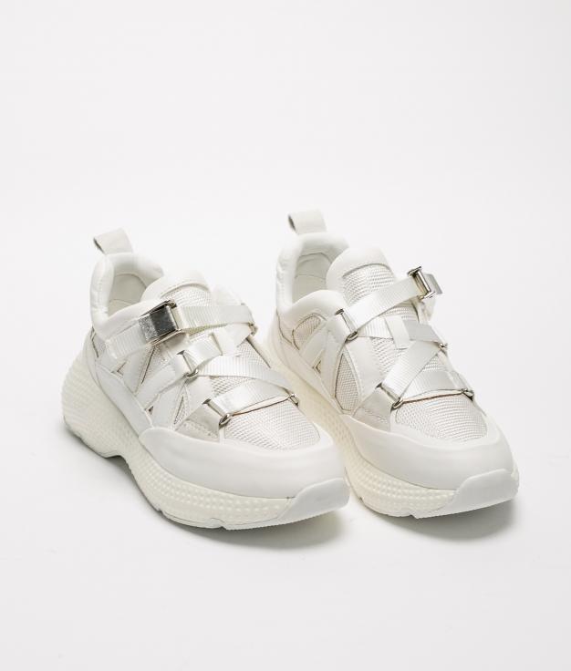 Sneakers Bundi - Bianco