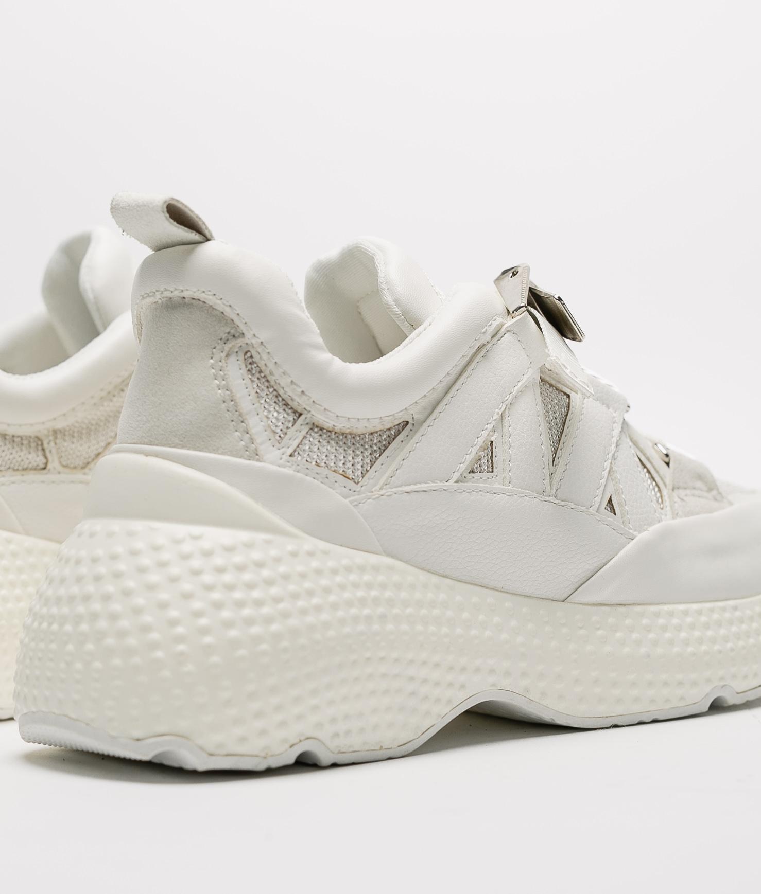 Sneakers Bundi - Blanc