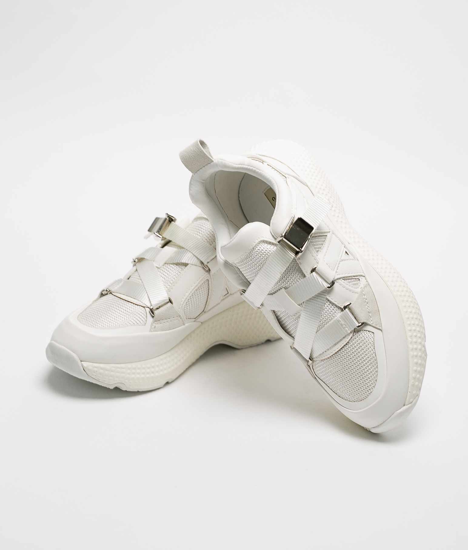 Sneakers Bundi - White