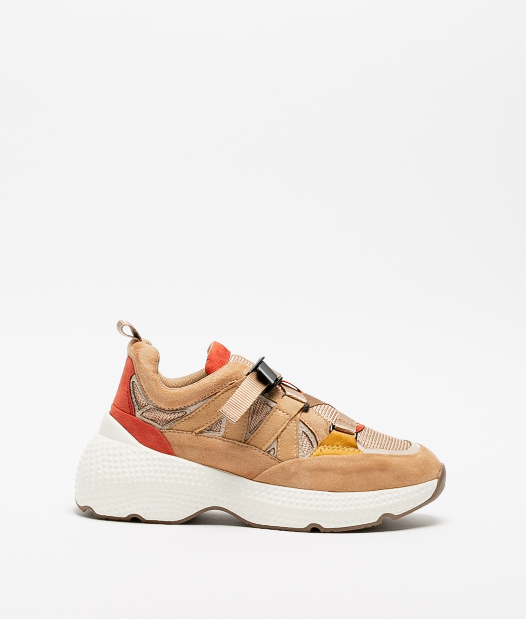Sneakers Bundi - Camelo