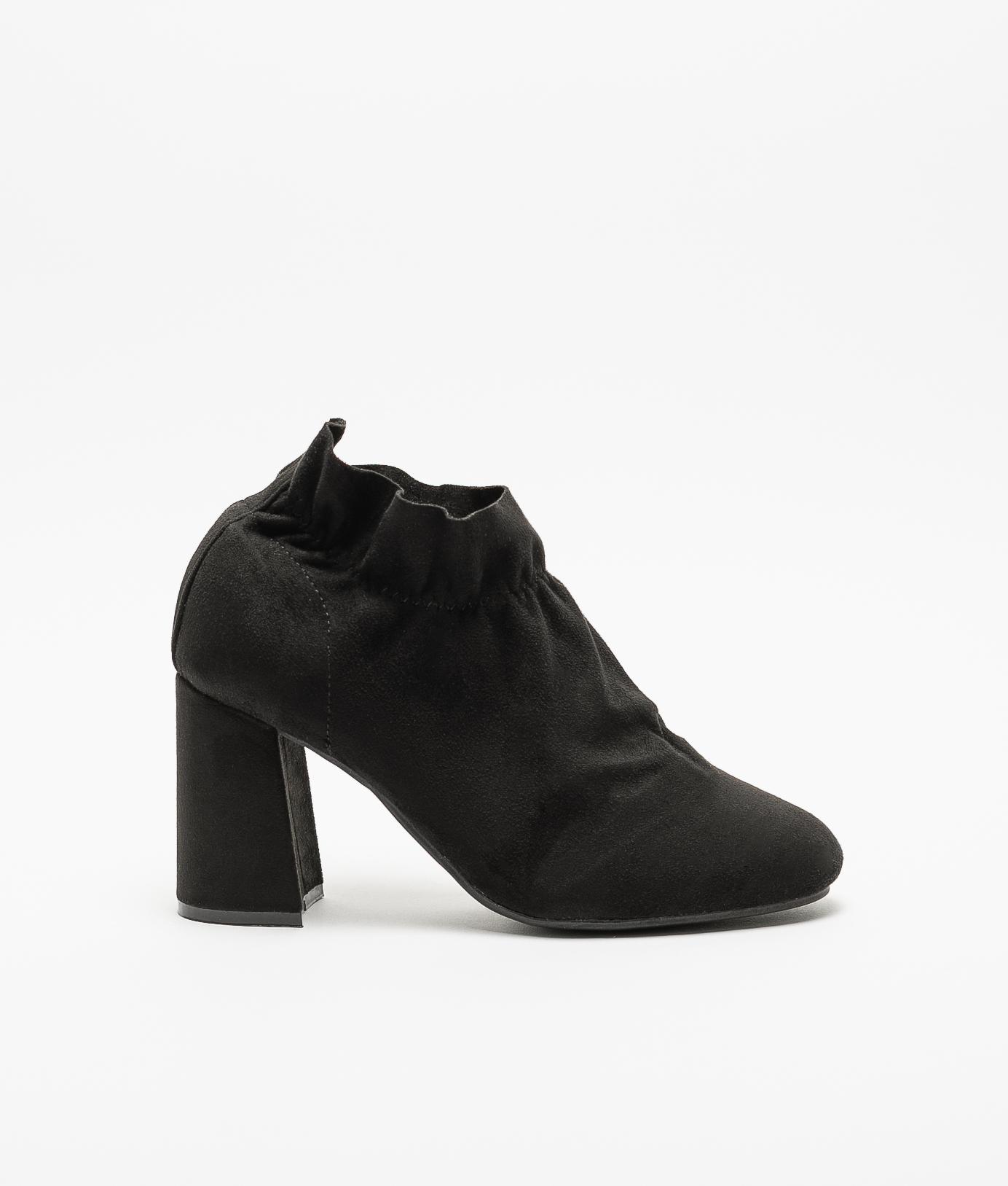 Low boot Paulet - Black