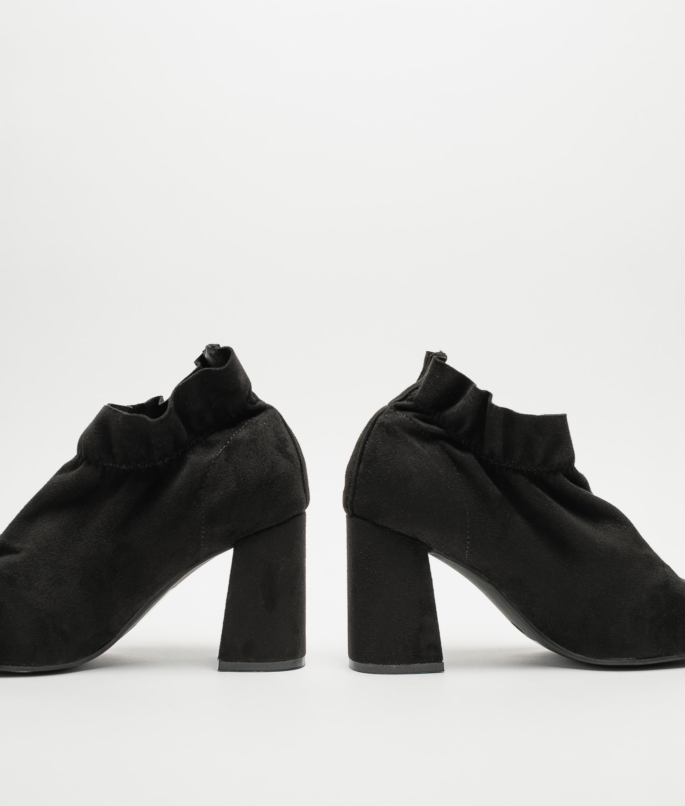 Bota baja Paulet - Noir