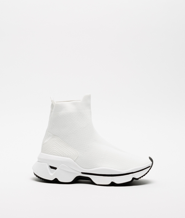 Sneakers Leza - Bianco