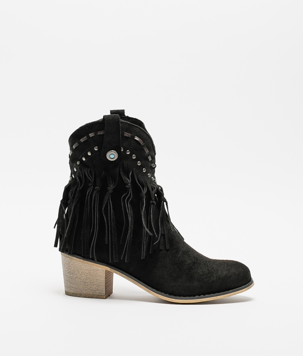 Low Boot Tacoe - Black