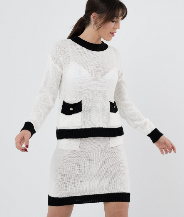 Conjunto Flexi - Blanc