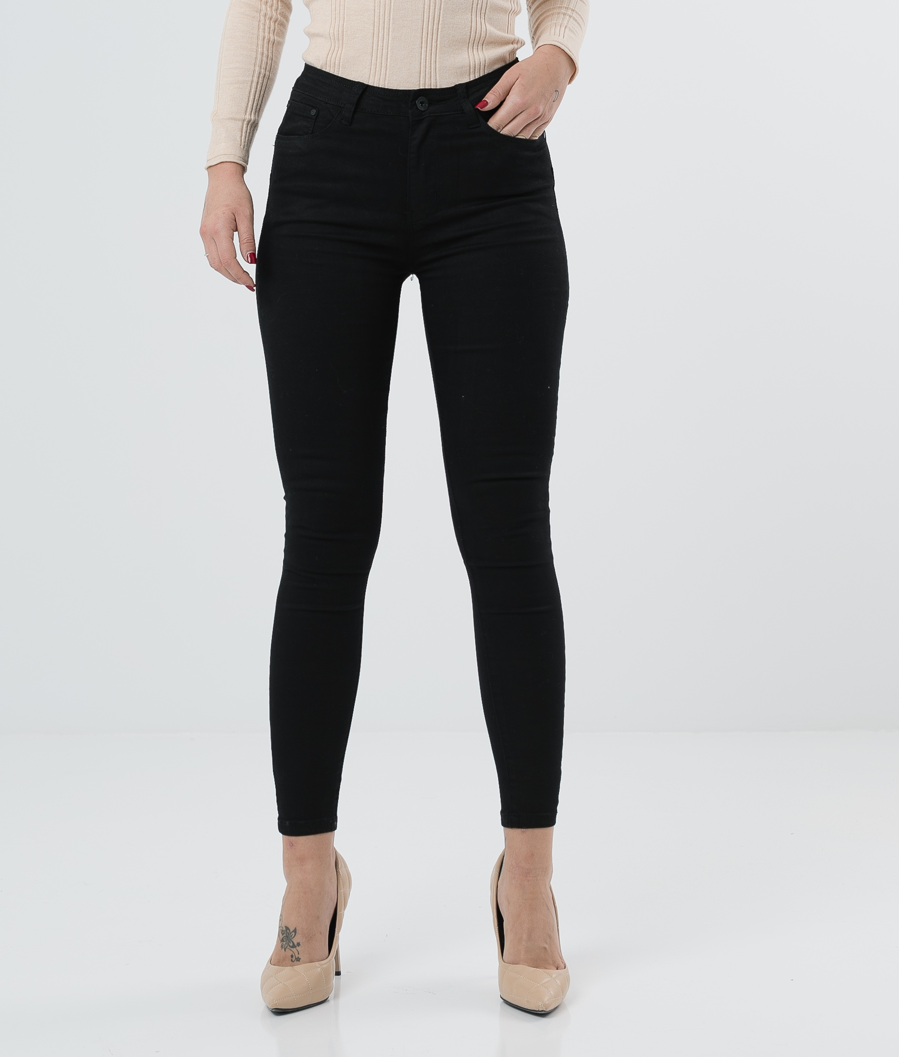 Trousers Glater - BLACK