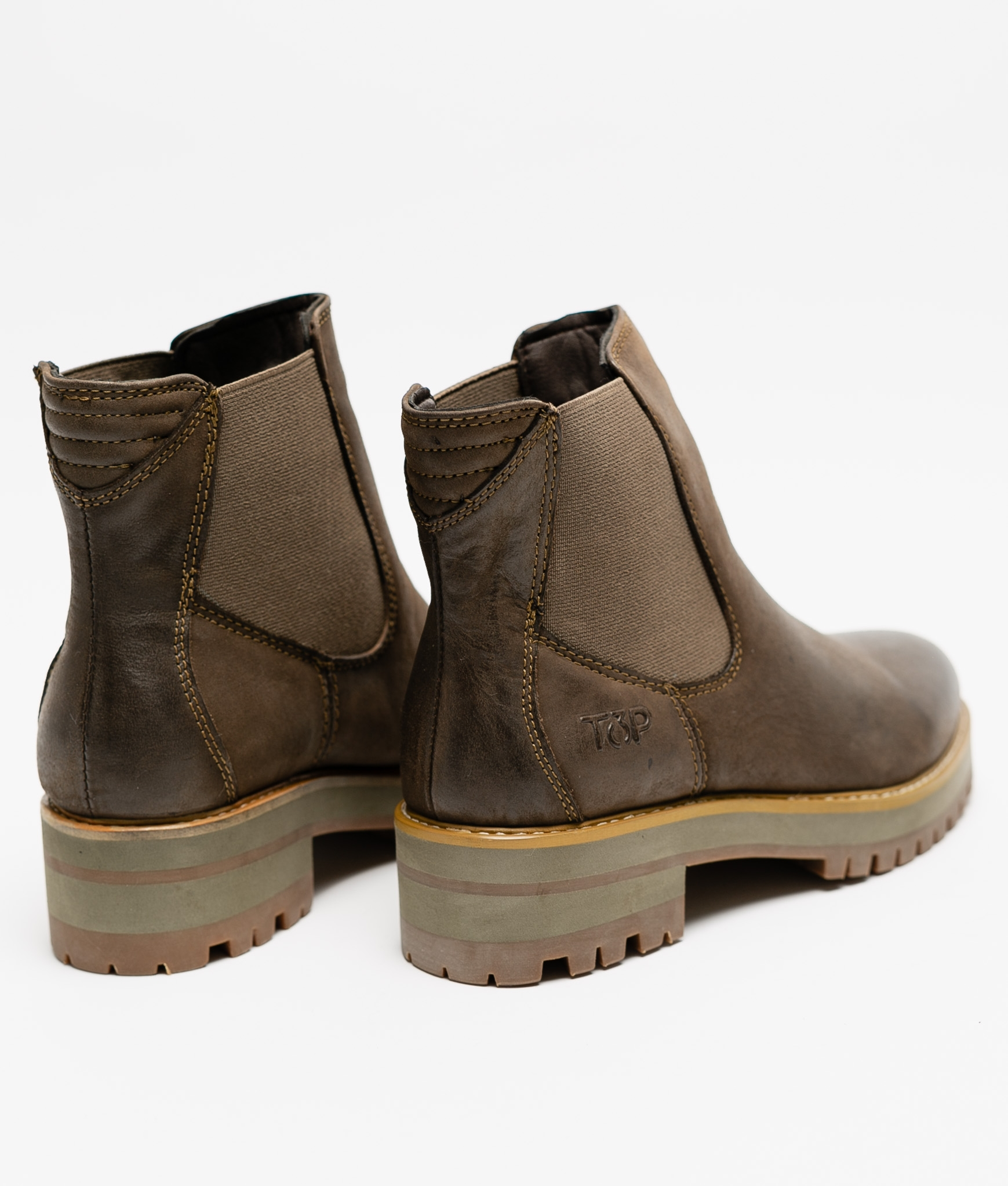 Koter Low Boot - Taupe
