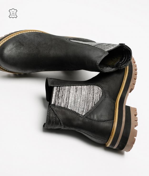 Koter Low Boot - Black