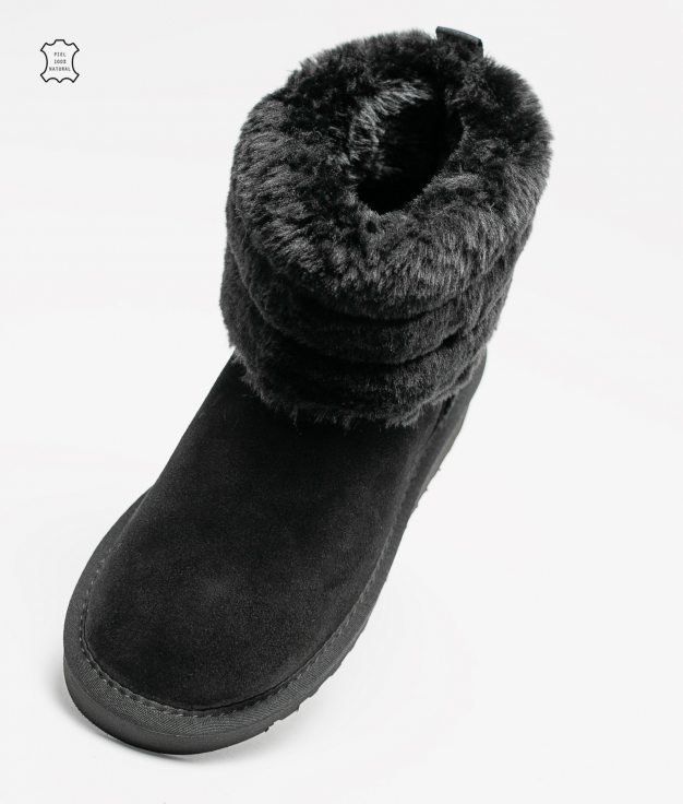 Fuji Low Boot - Black