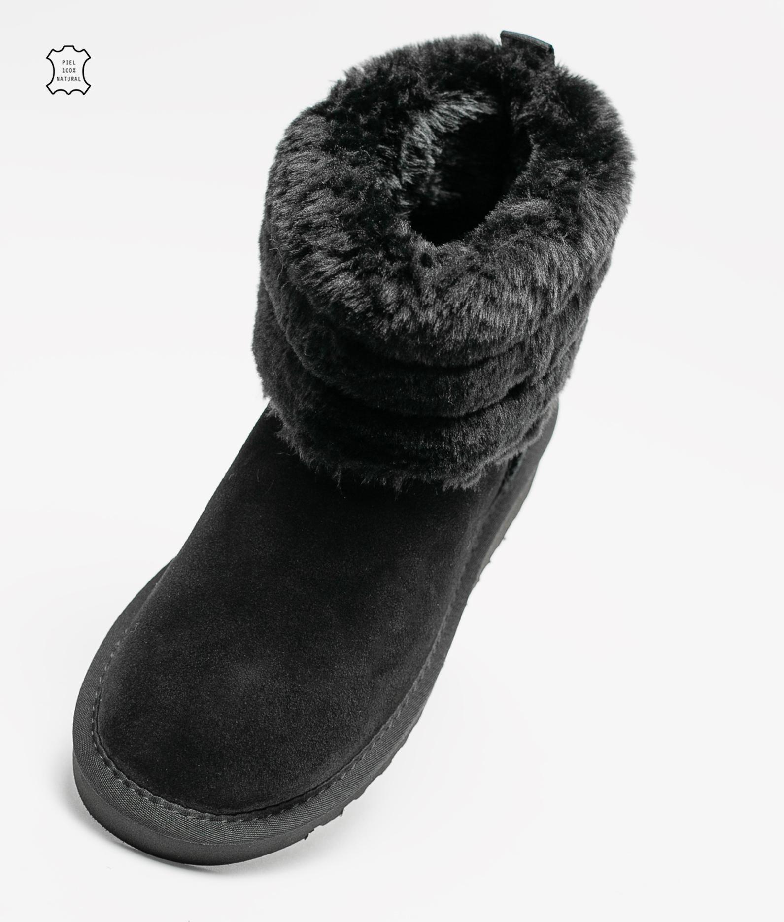 Boot Petite Fuji - Noir