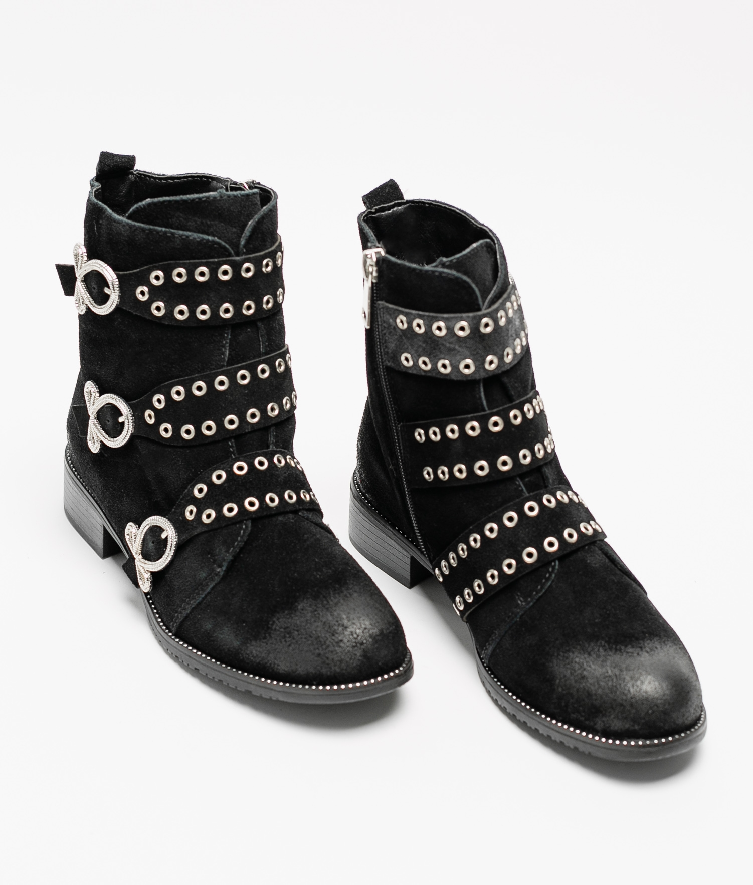 Finler Low Boot - Black