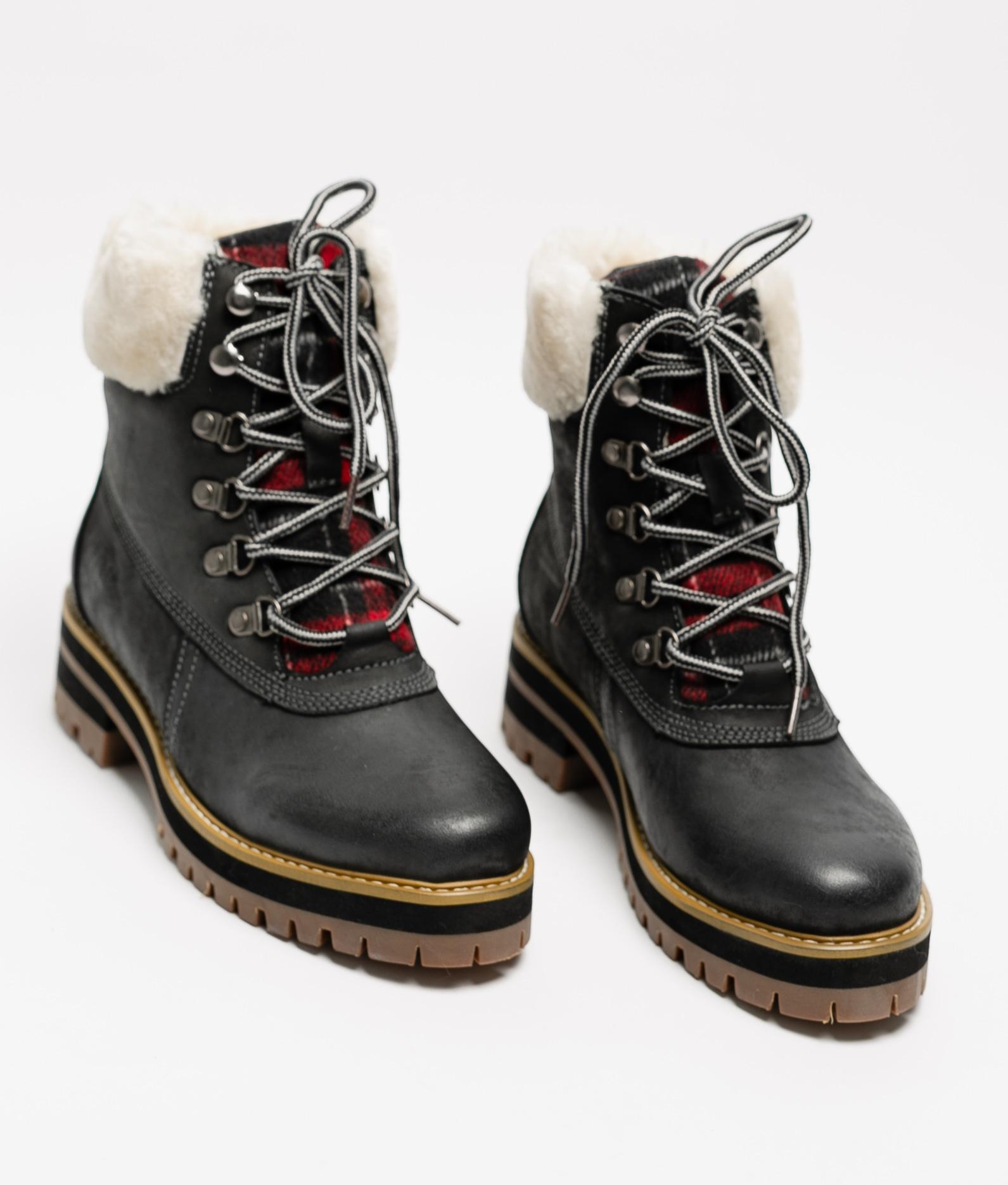 Low Boot Etna - Black