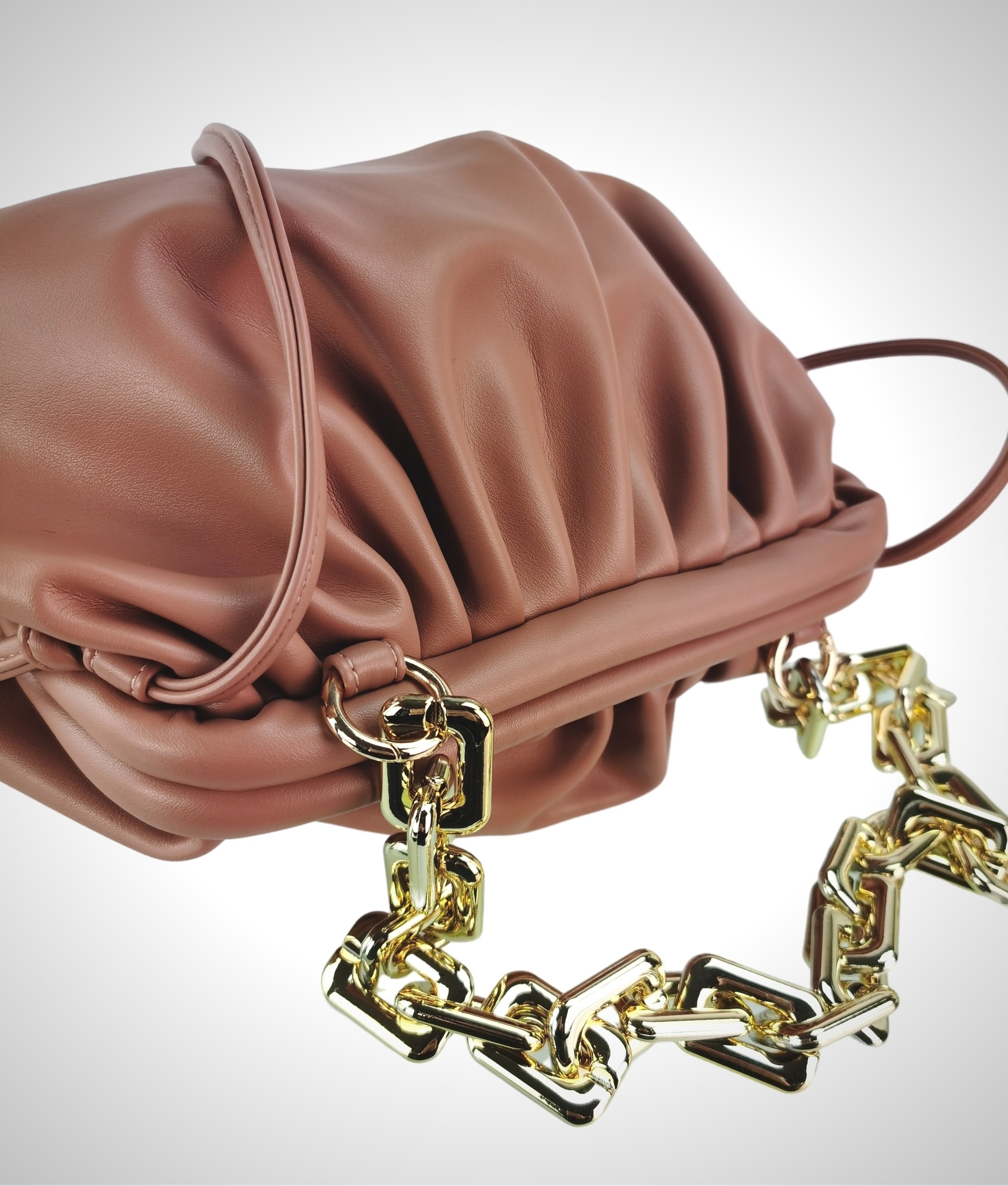Lady Diana bag - taupe