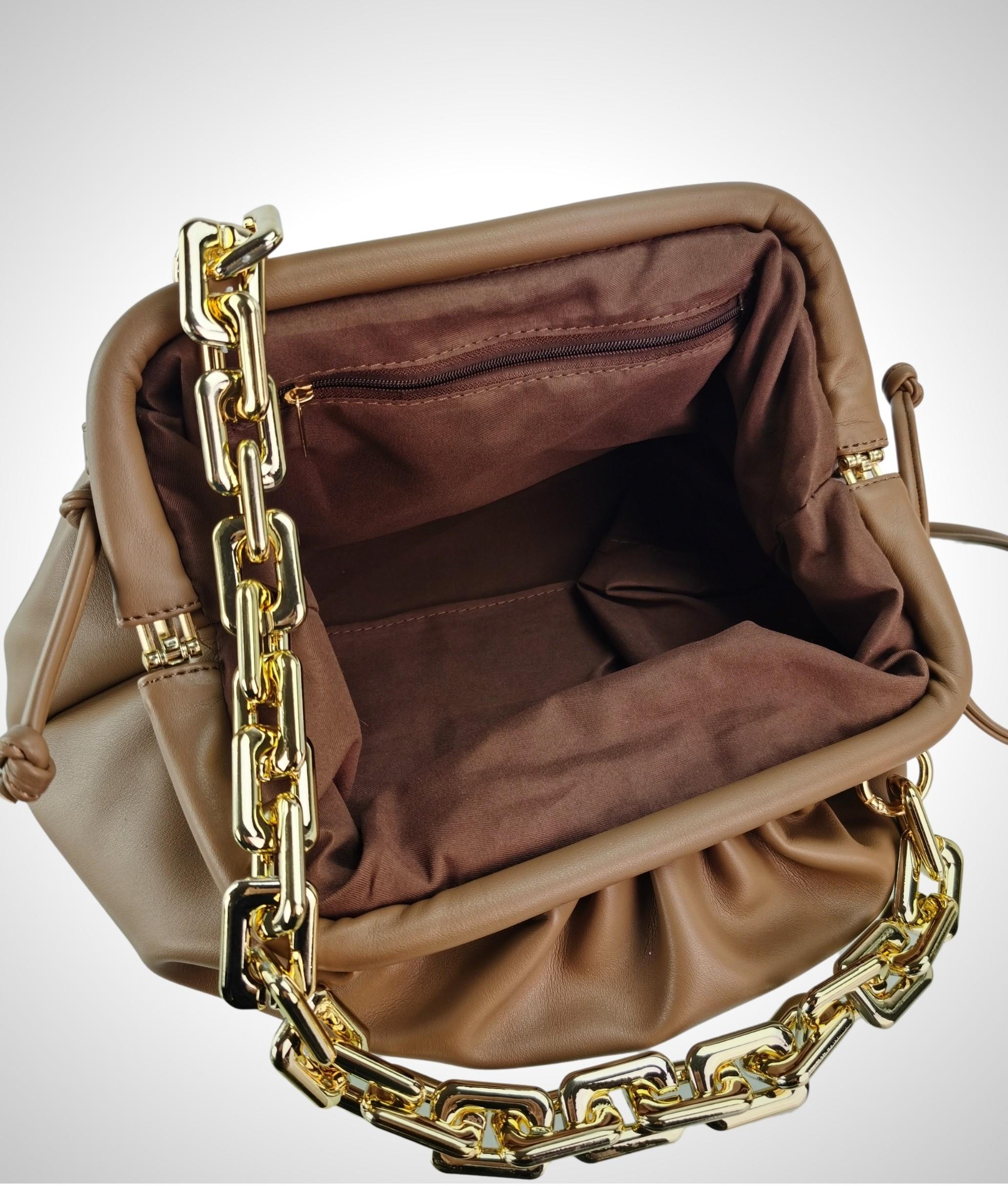 Lady Diana bag - taupe