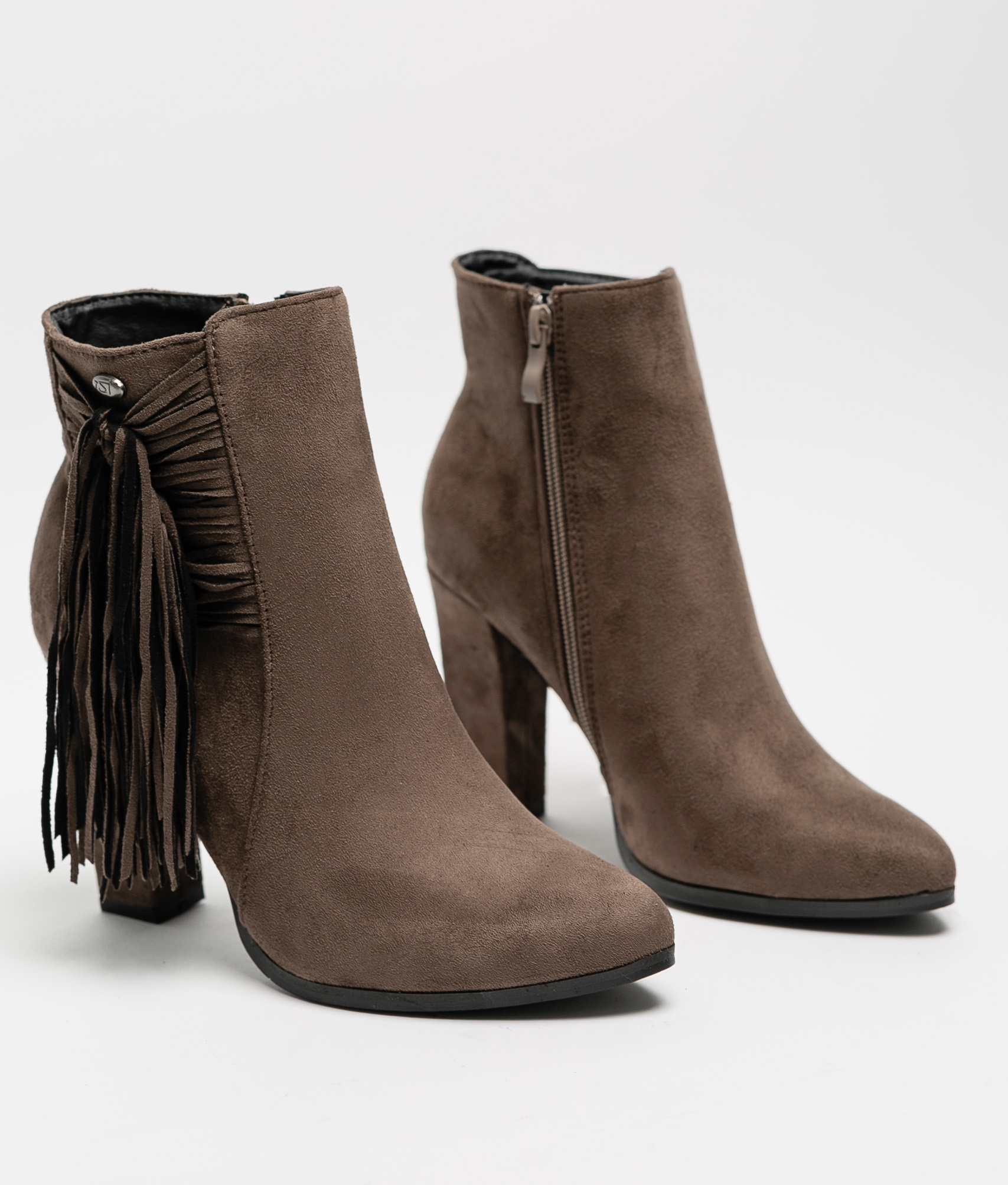 Low Boot Rudy - Taupe