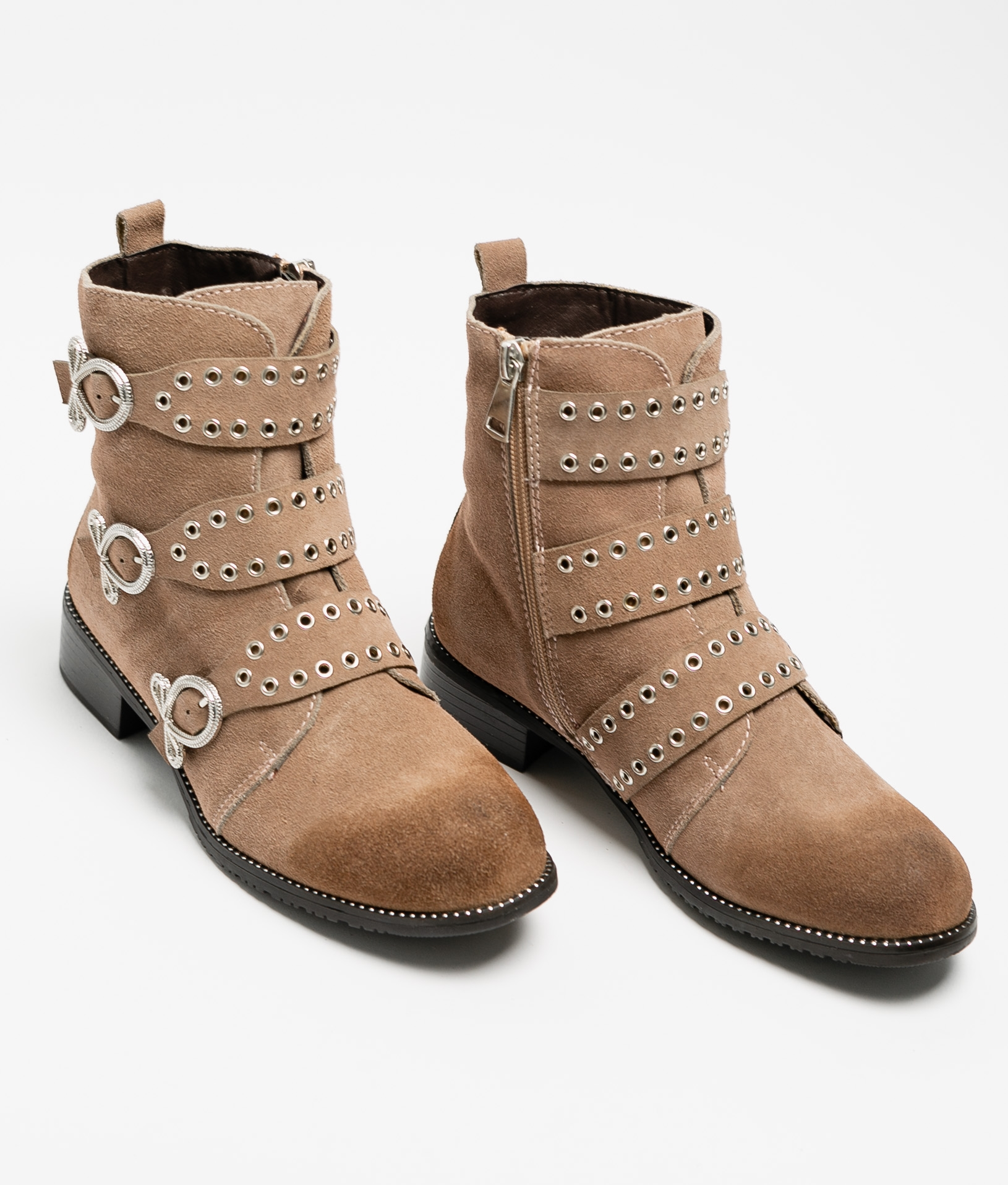 Finler Low Boot - Taupe