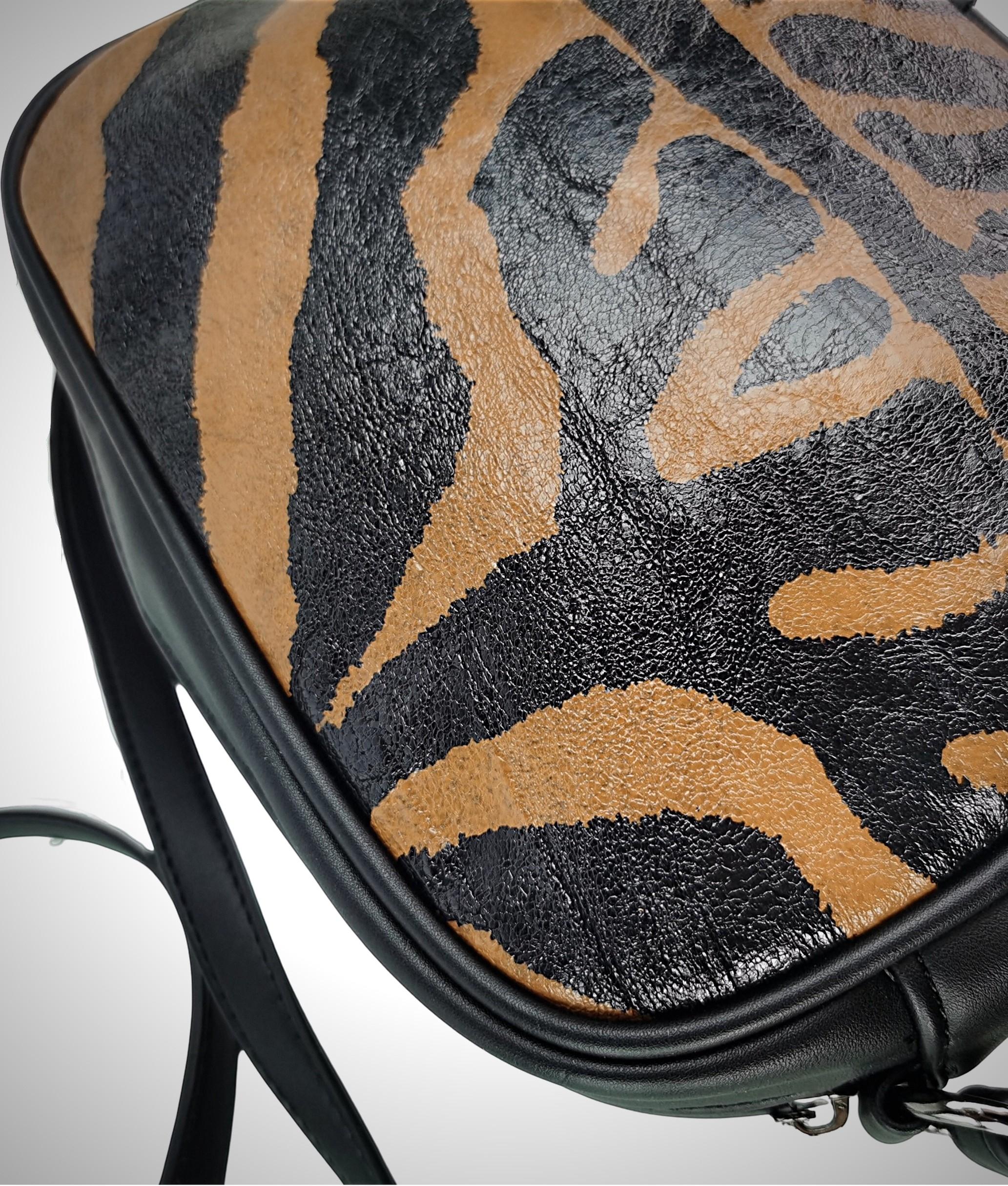 Leonida shoulder bag - red