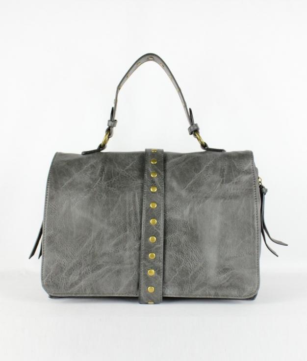 Bolso Natasha - Cinzento