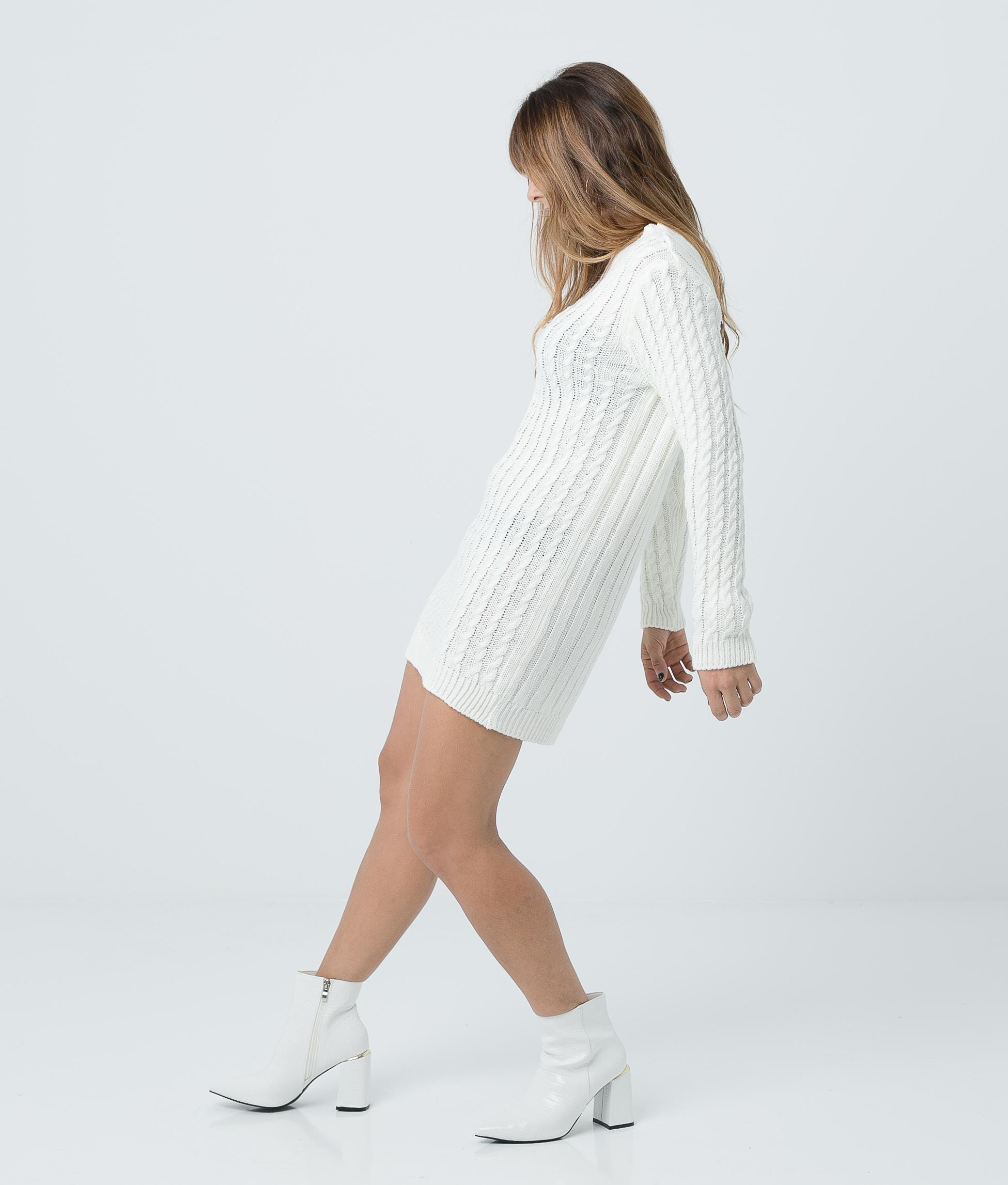 Babula dress - White