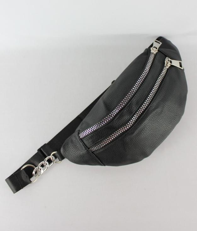 sac banane ROY - noir