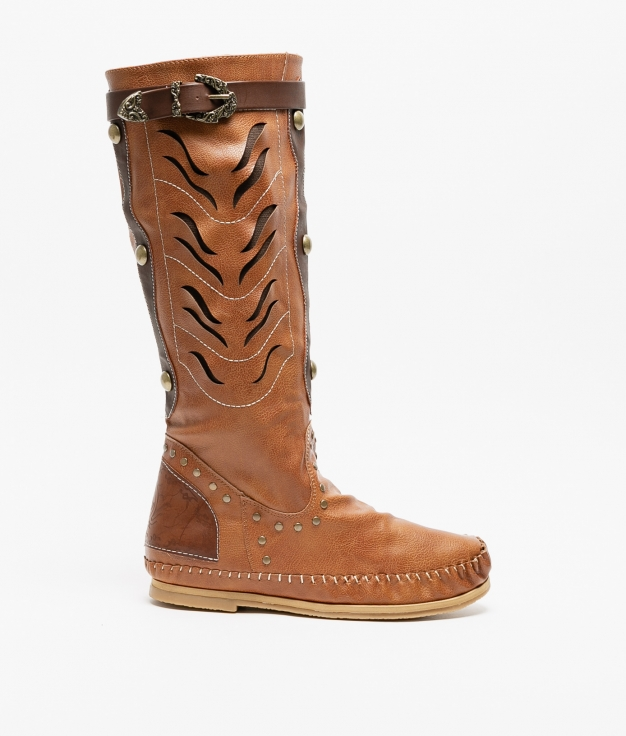 Stivali Indiani Surina - Cammello