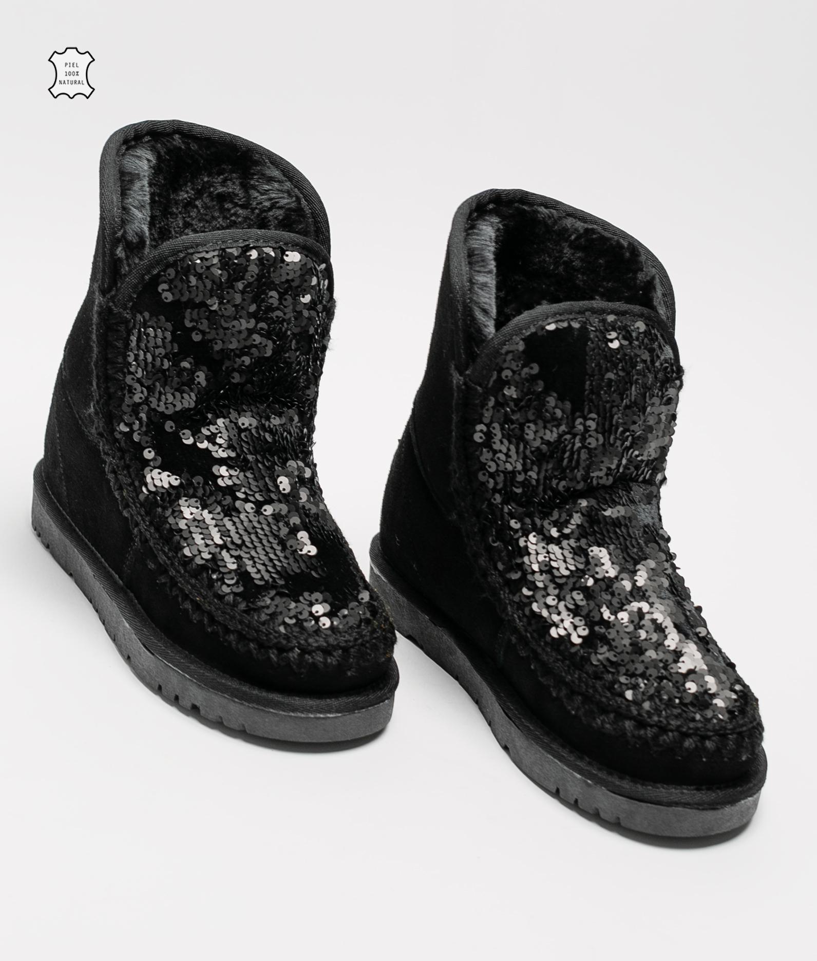 Low Boot Juvi - Black