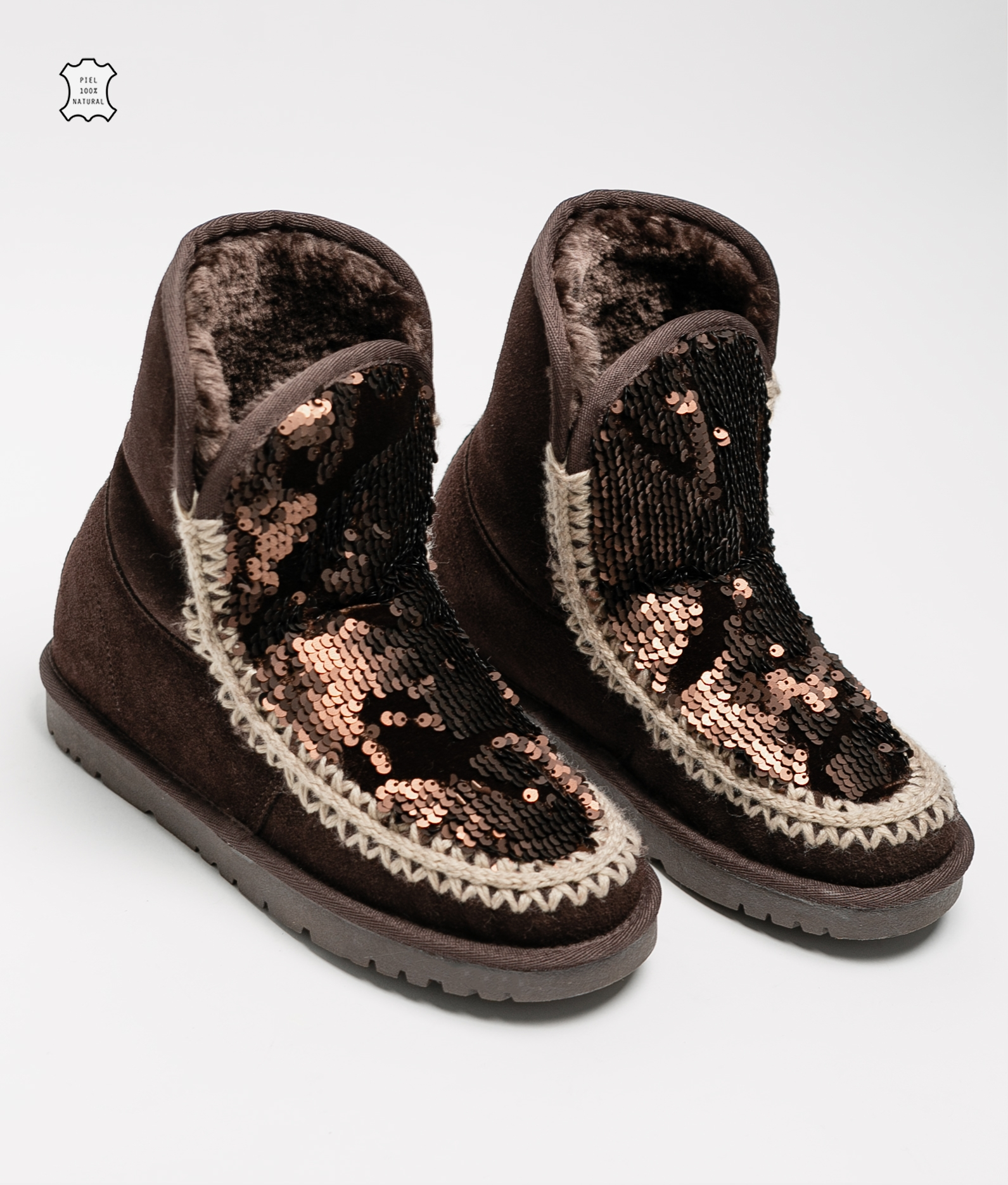 Low Boot Juvi - Brown