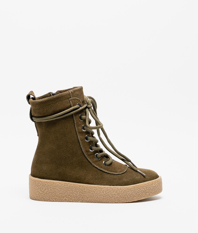 Low Boot Nerit - Kaki