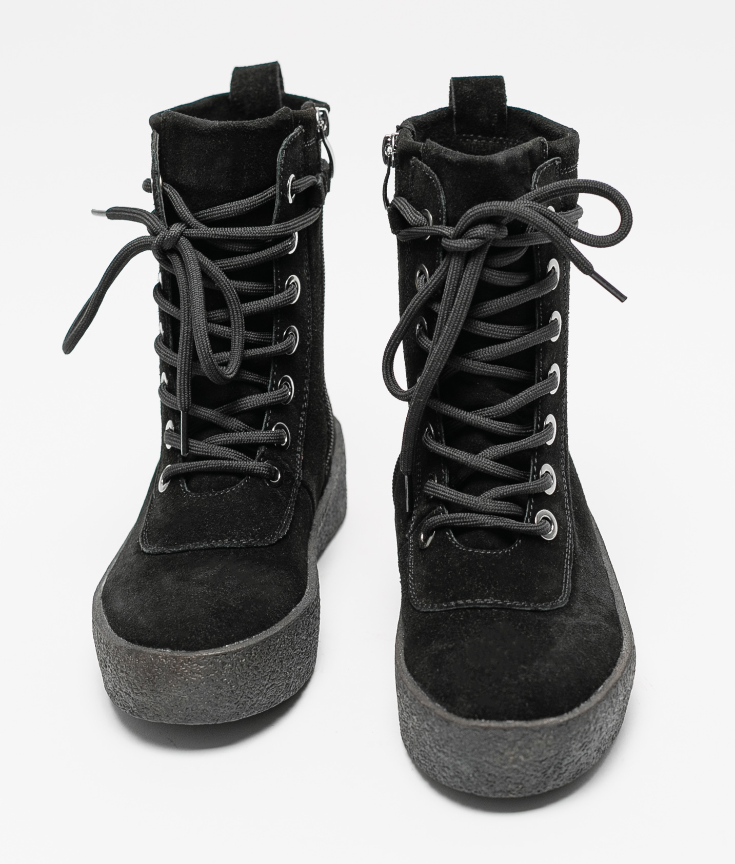Low Boot Nerit - Black