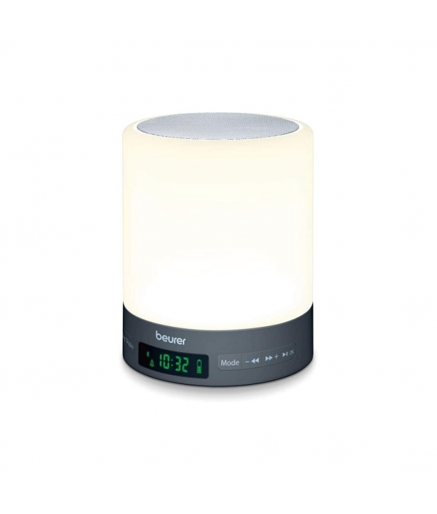 BLUETOOTH ALARM WITH LIGHT