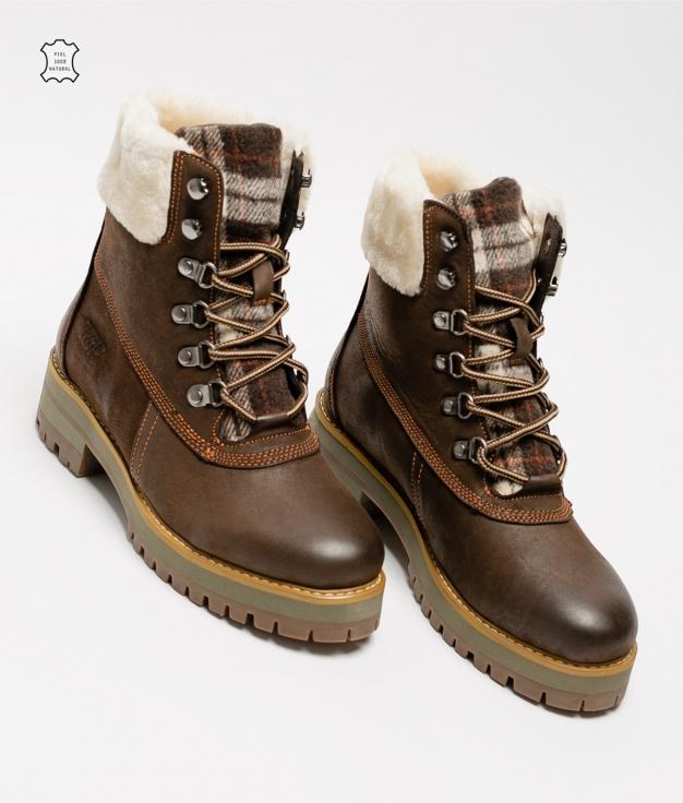 Low Boot Etna - Moka