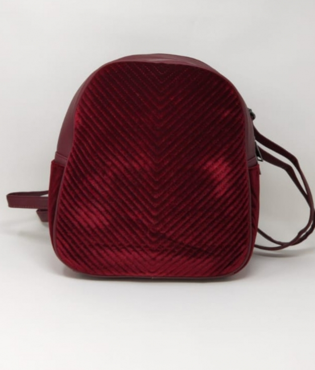 JILL BACKPACK - BURGUNDY