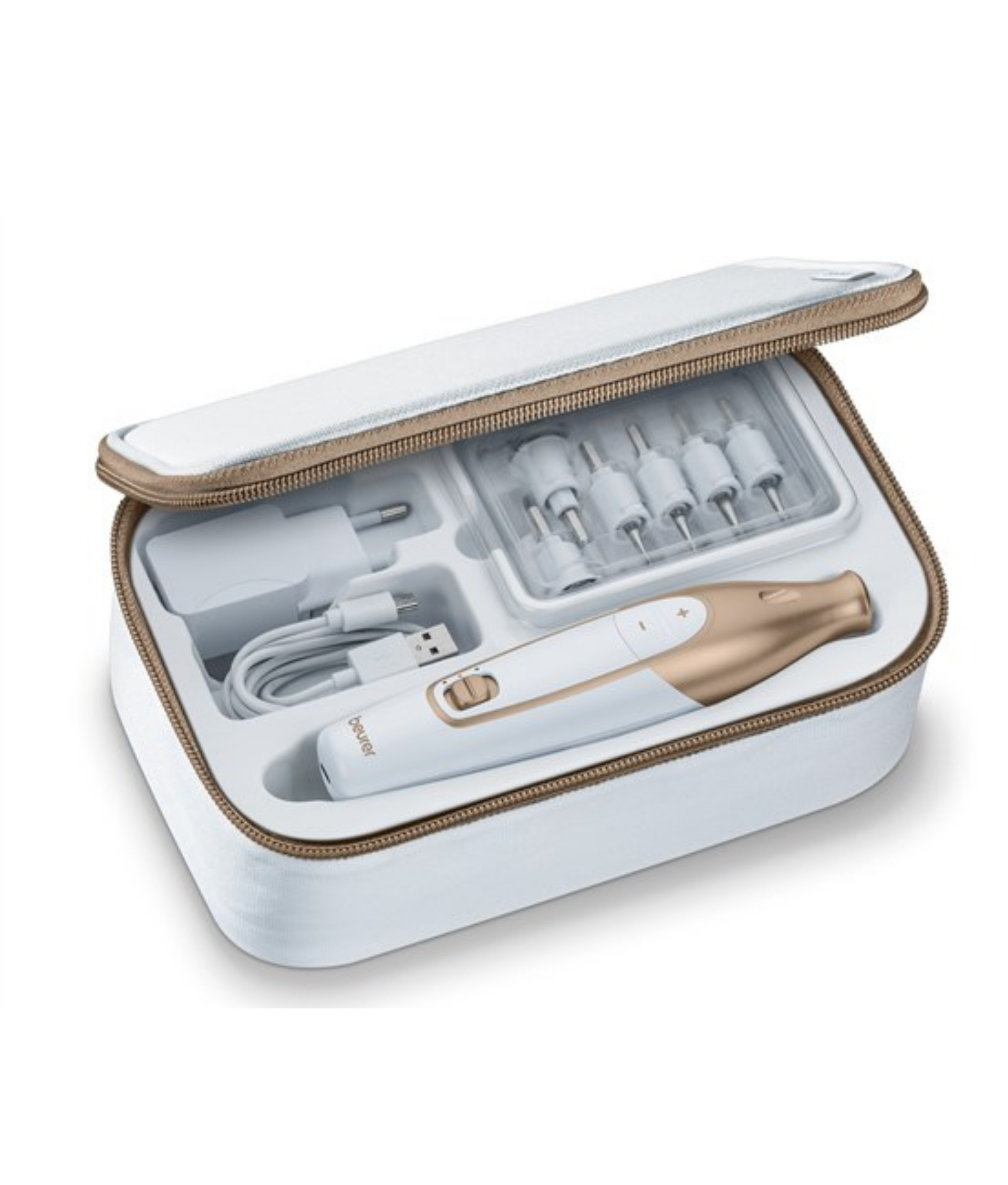 WIRELESS MANICURE AND PEDICURE SET