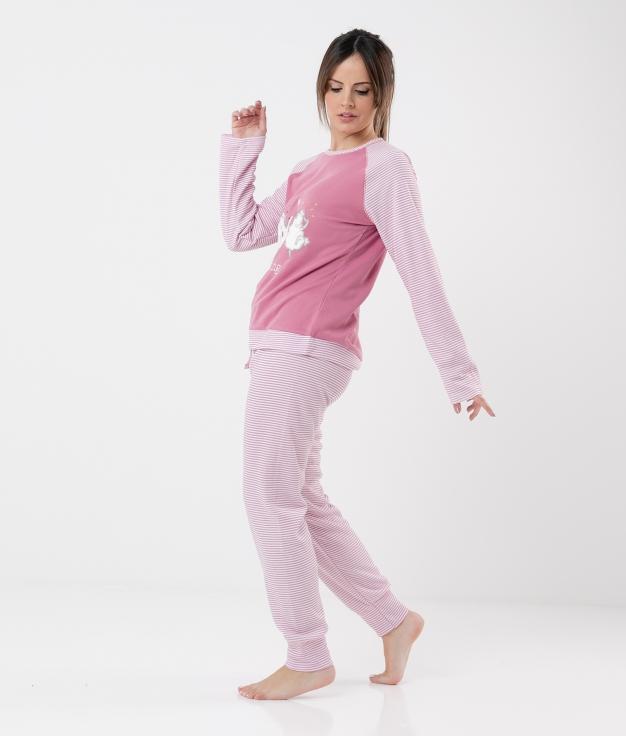 Pijama Lakti - Pink