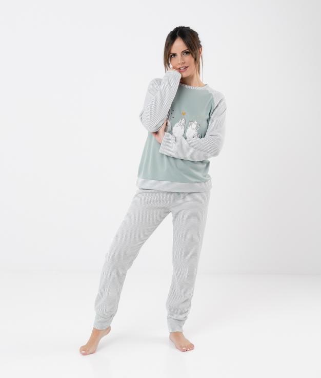 Pijama Lakti - Green