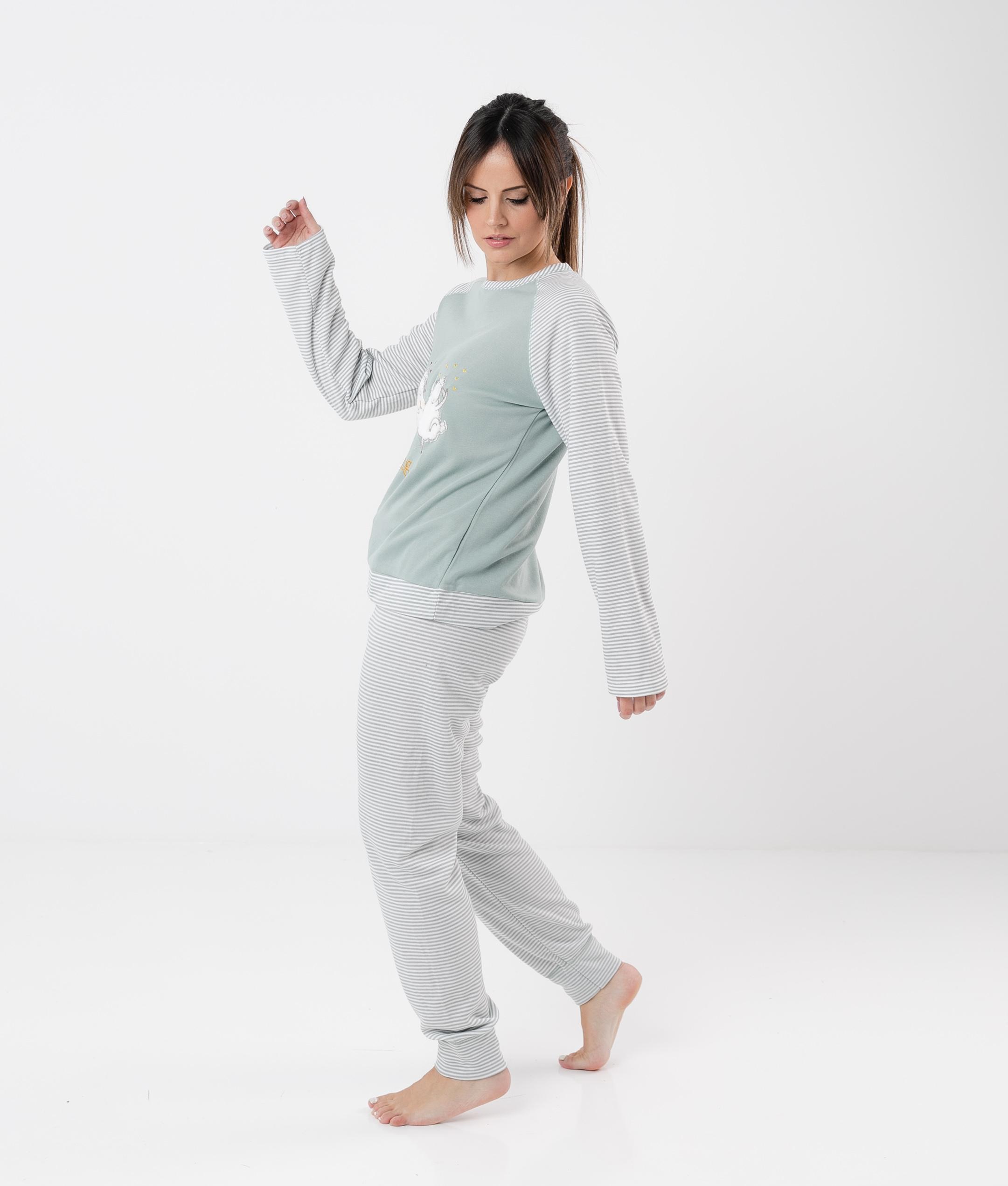 Pijama Lakti - Verde
