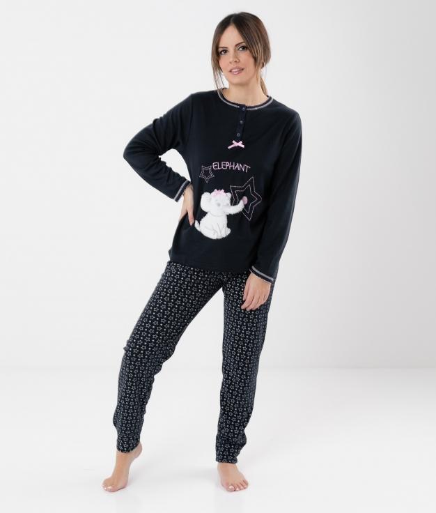 Pijama Makeba - Blue