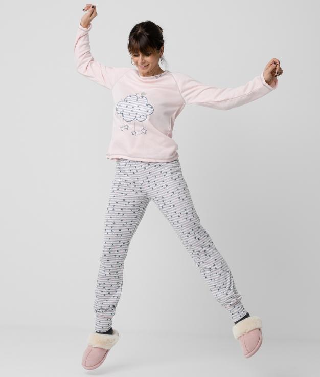 Pijama Candel - Beige