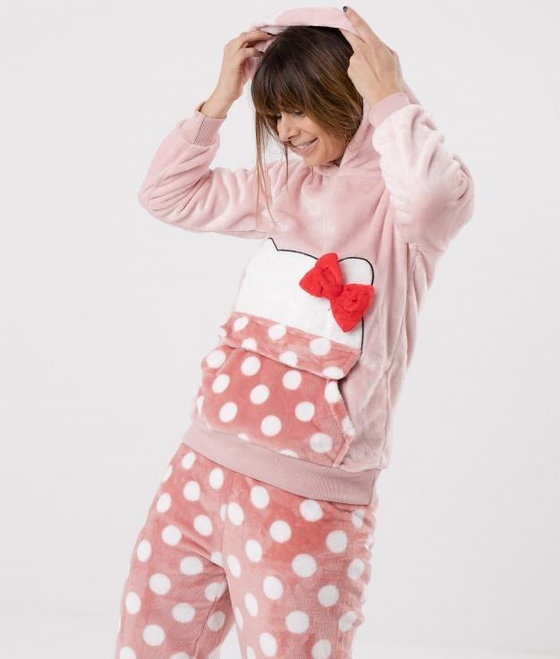 Pijama Galite - Rosa