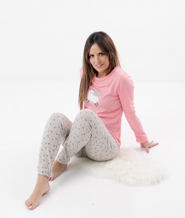 Pijama Pulet - Pink