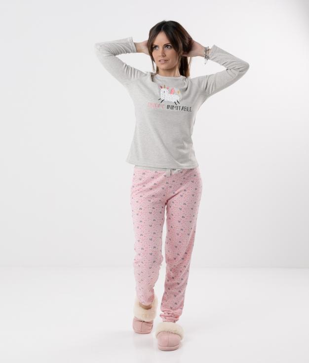 Pijama Pulet - Grey
