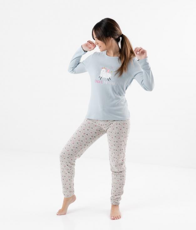 Pijama Pulet - Blue