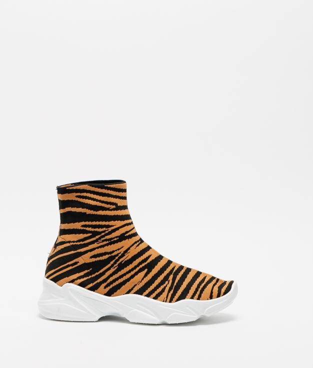 Sneakers Landi - Cammello