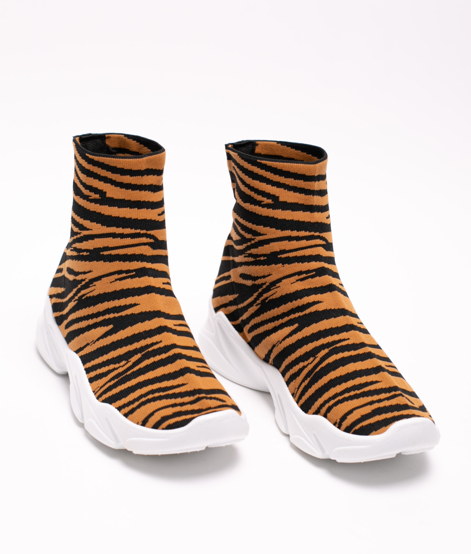 Sneakers Landi - Camelo
