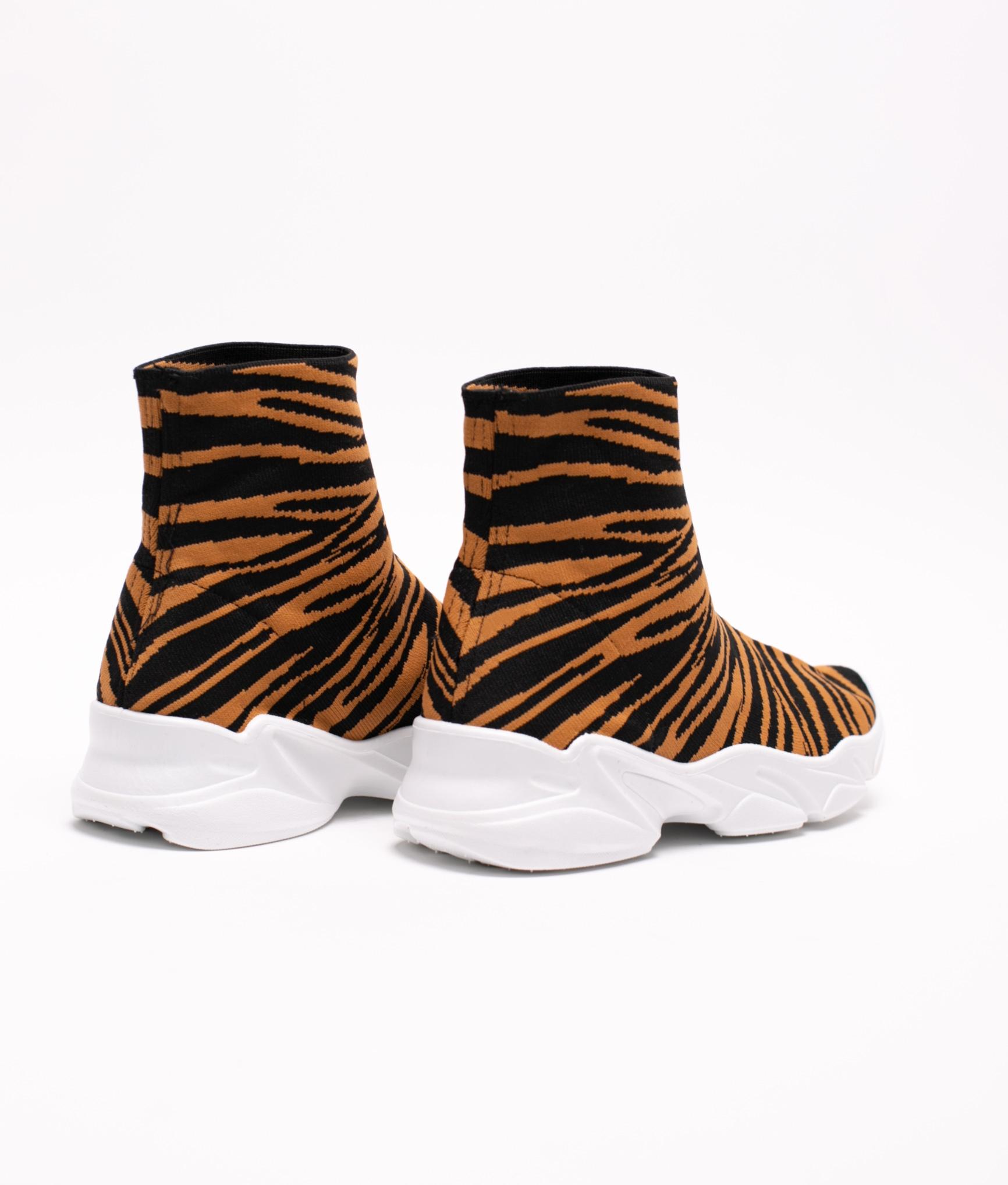 Sneakers Landi - Chameau