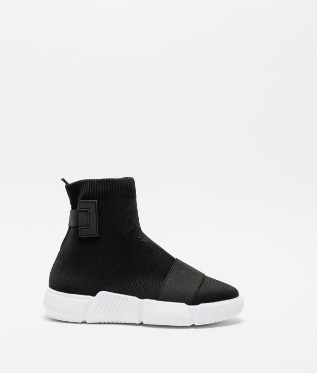 Sneakers Blate - Nero