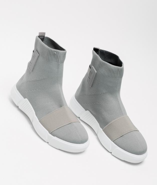 Sneakers Blate - Grigio