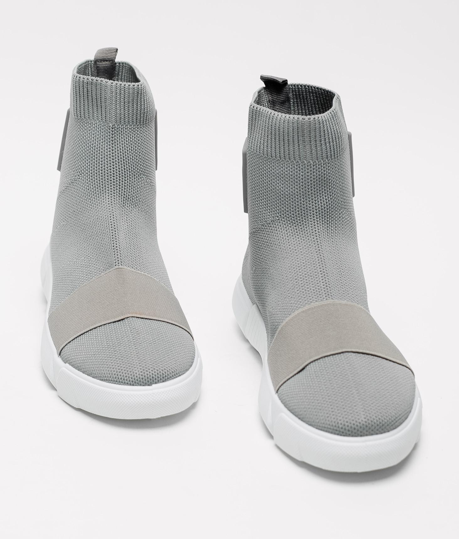 Sneakers Blate - Grey