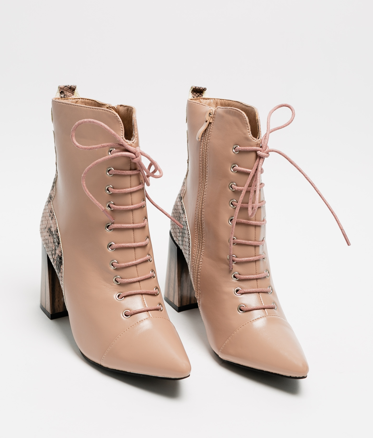 Low Boot Endora - Pink