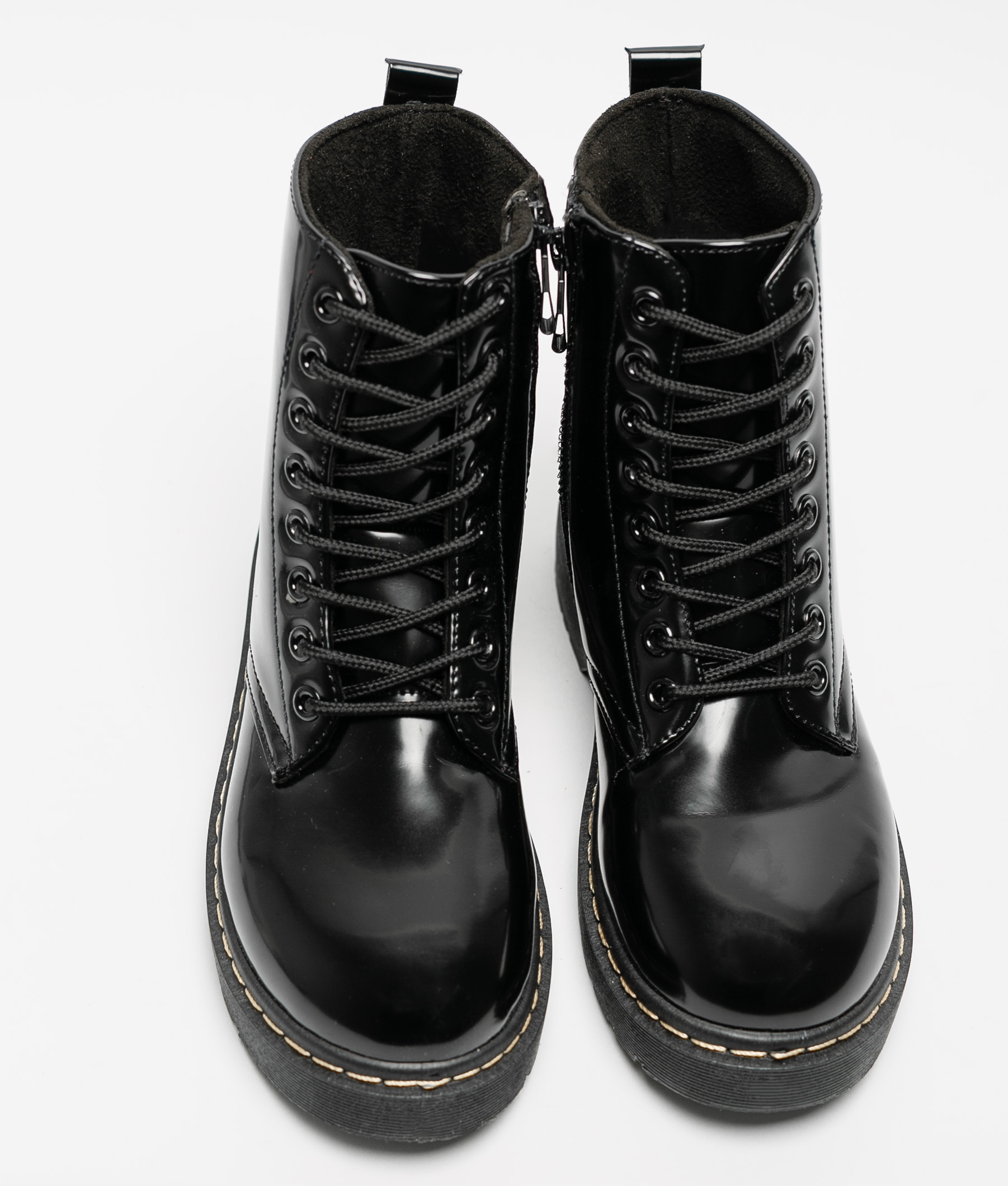 Low Boot Natea - Black